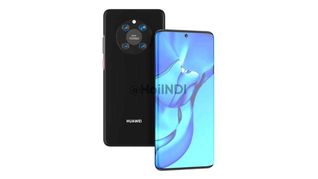 Huawei Mate 50 Pro concept renders
