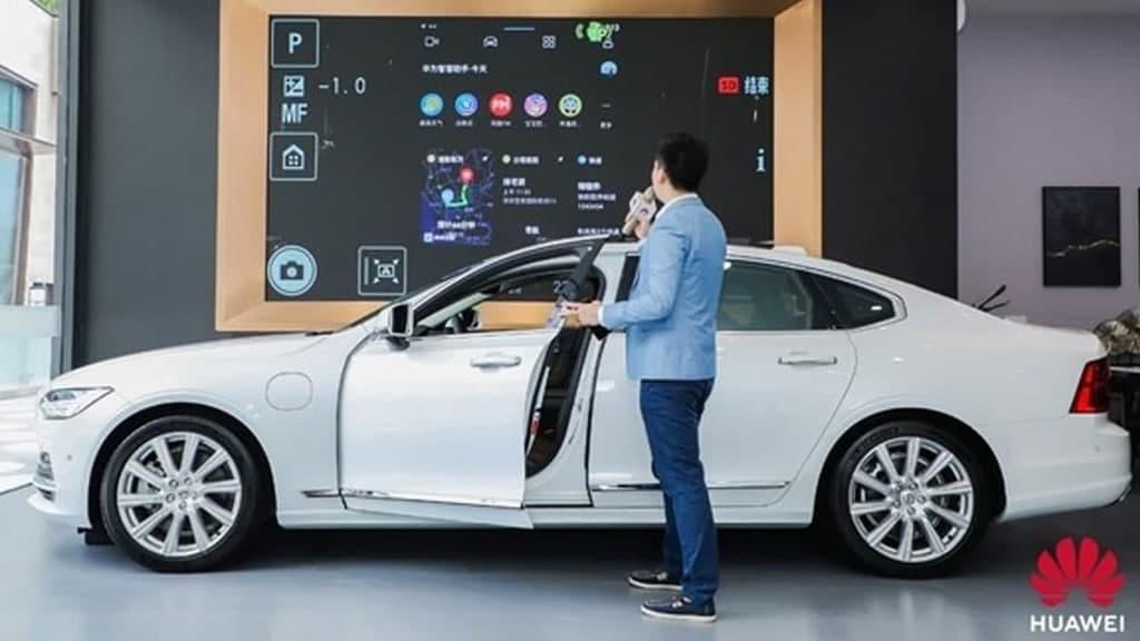 Huawei Smart Car