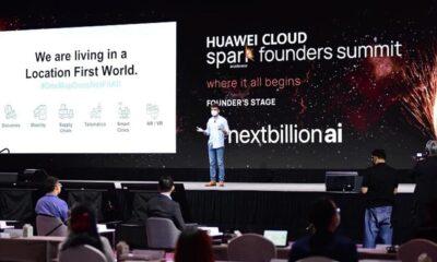 Huawei startup support plan