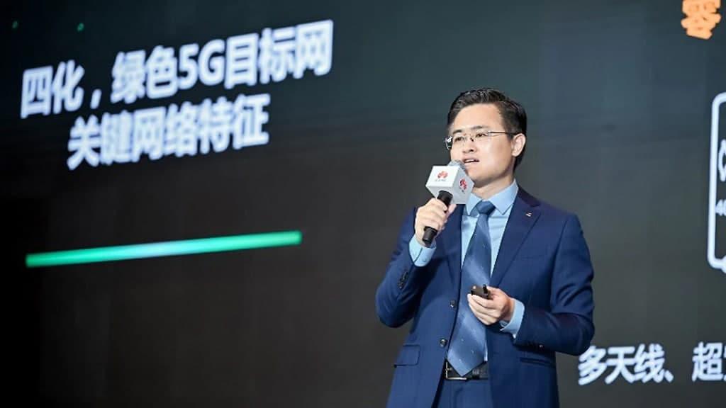 Ma Hongbo Huawei Green 5G White Paper