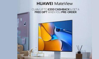 Huawei MateView UK pre-order