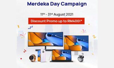 Huawei Malaysia Merdeka Day Campaign