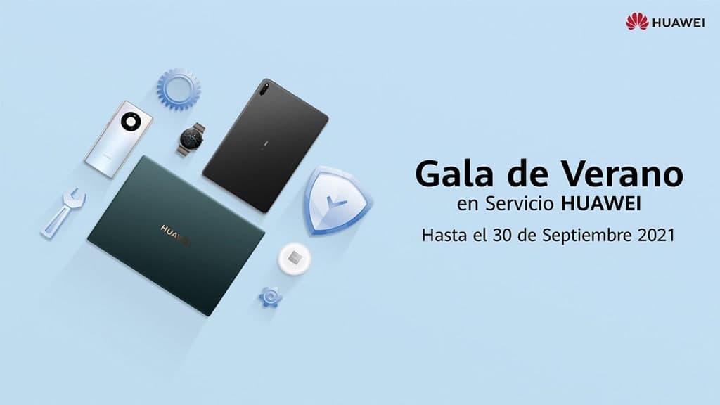 Huawei Mexico repair service