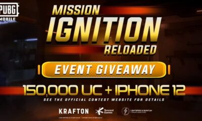 Mission Ignition Guess Winner Contest
