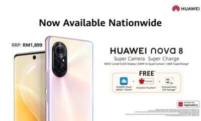 Huawei Nova 8 Malaysia