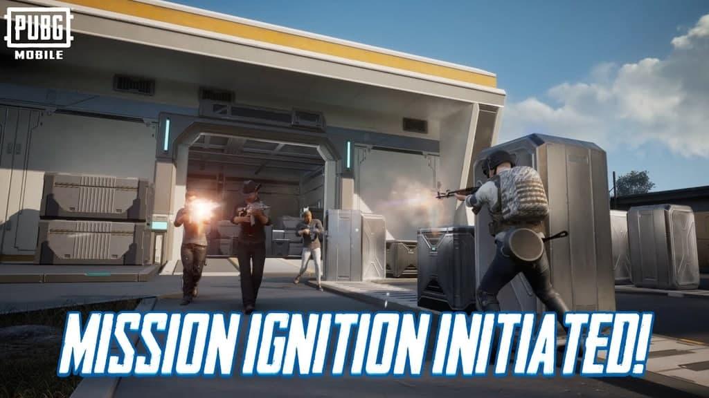 PUBG Mission Ignition Trailer