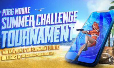 PUBG Mobile Summer Challenge