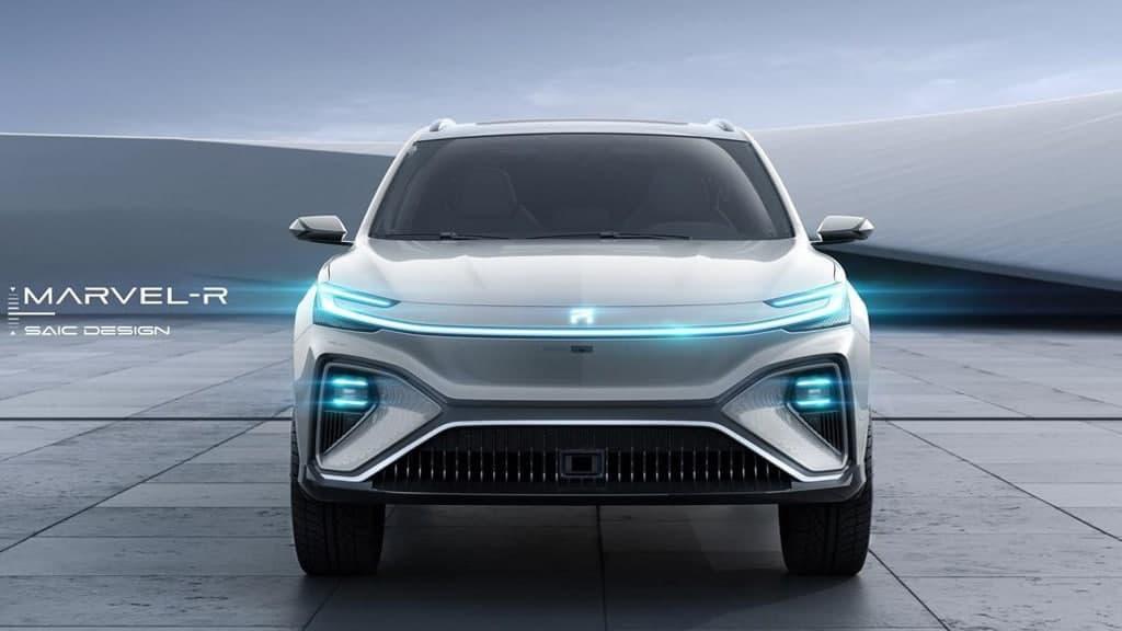 Huawei Baic smart car