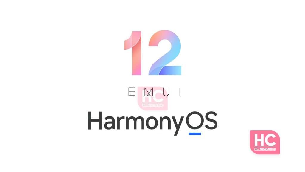 Huawei EMUI 12 HarmonyOS