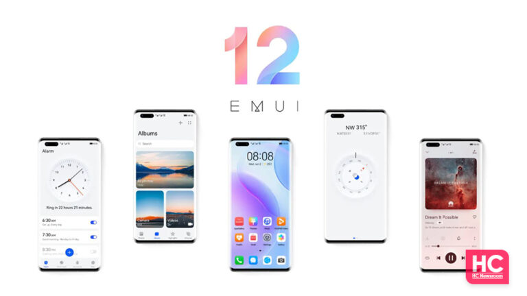 EMUI 12