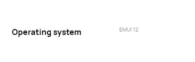 EMUI 12 screenshot