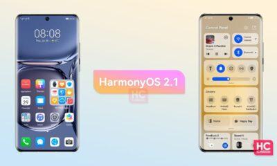 HarmonyOS 2.1