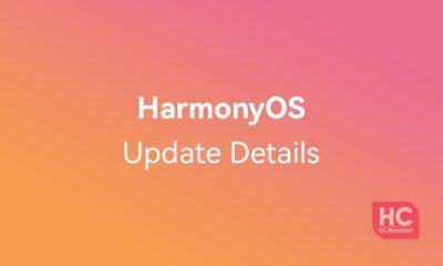 HarmonyOS patch details