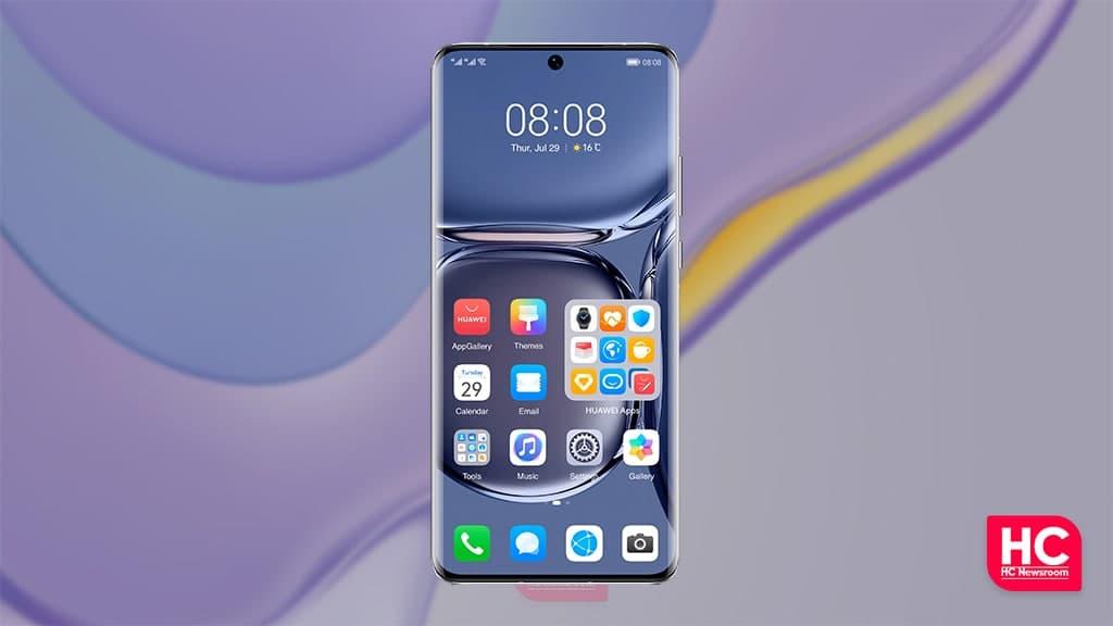 Huawei HarmonyOS operating system