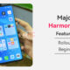 harmonyos major features update