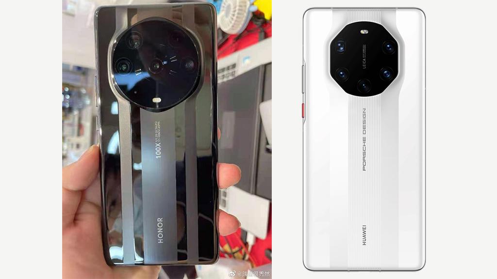 Honor Magic 3 Huawei Mate 40 RS