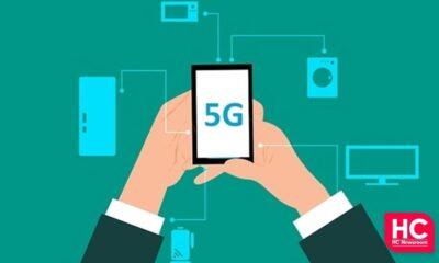 Huawei 5G messaging service