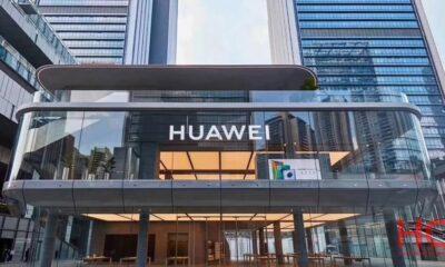Huawei brand image