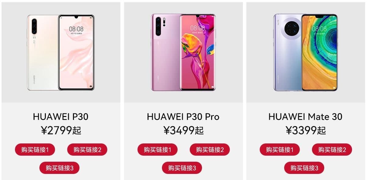 Huawei certified second hand phone