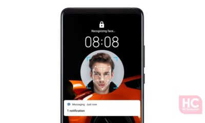 Huawei Face Recognition