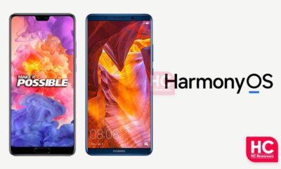 Huawei P20 Mate 10 HarmonyOS