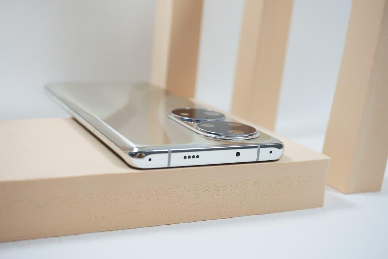 Huawei P50 Pro review design