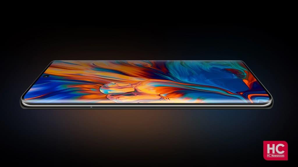 Huawei P50 display