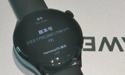 Huawei Watch 3 update