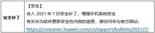 Huawei Enjoy 20 July update