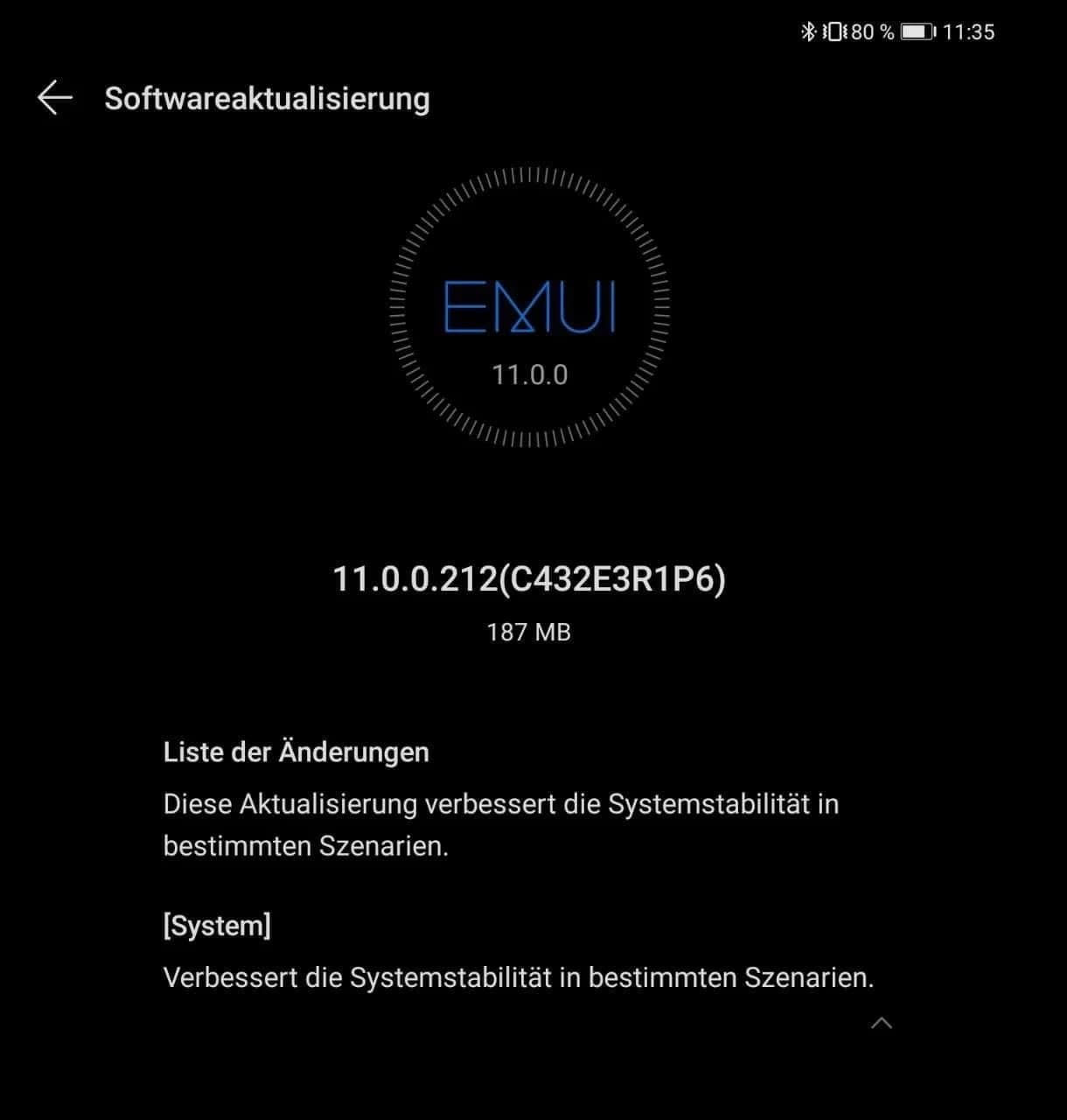 Huawei MatePad Pro update