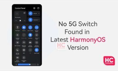 HarmonyOS no 5g