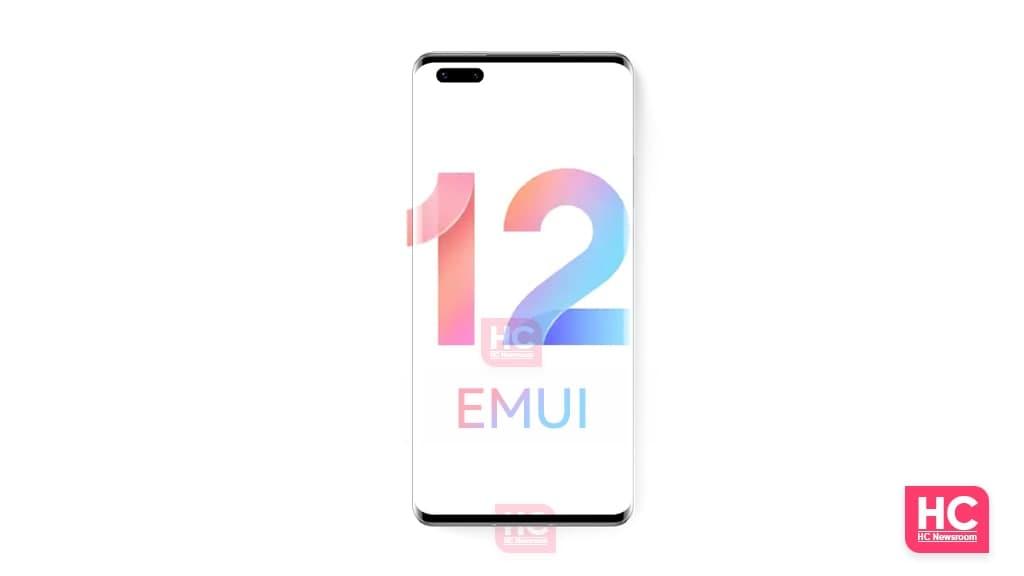 EMUI 12 tracker