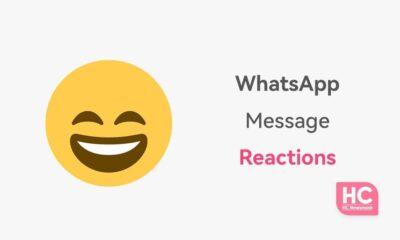 WhatsaApp Reaction