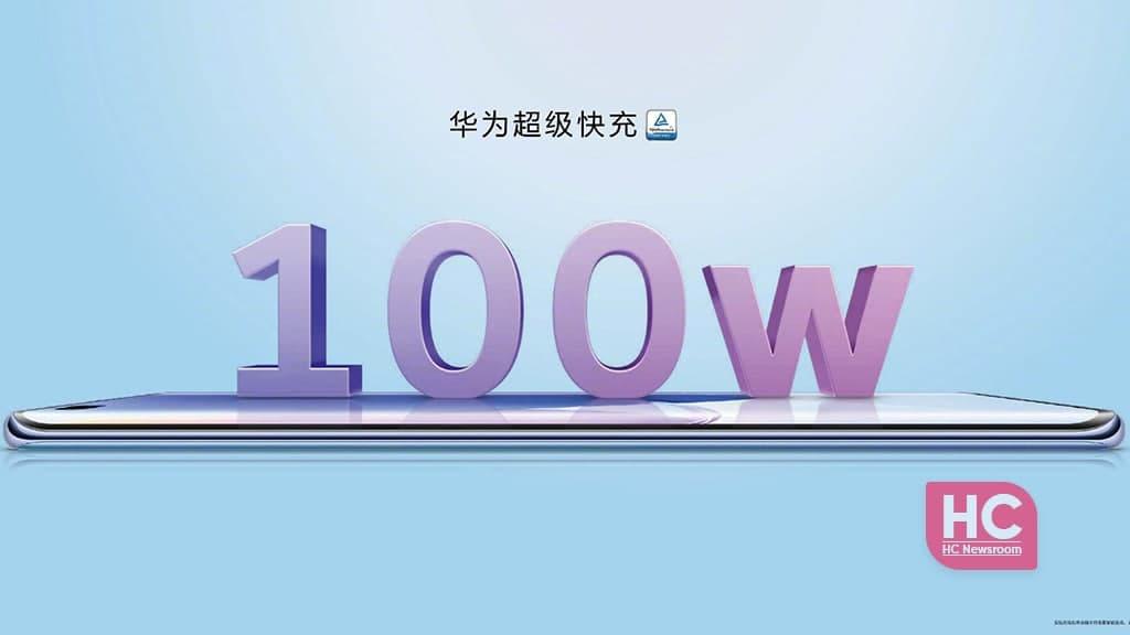 Huawei 100W Charging
