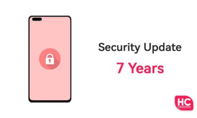 7 Years security updates