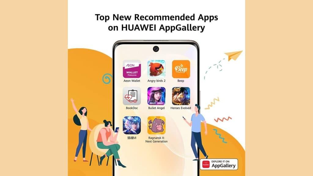 Huawei AppGallery Malaysia
