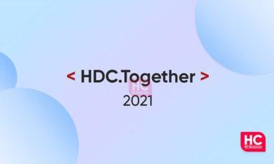 huawei HDC 2021