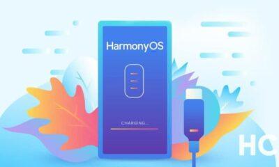 HarmonyOS battery