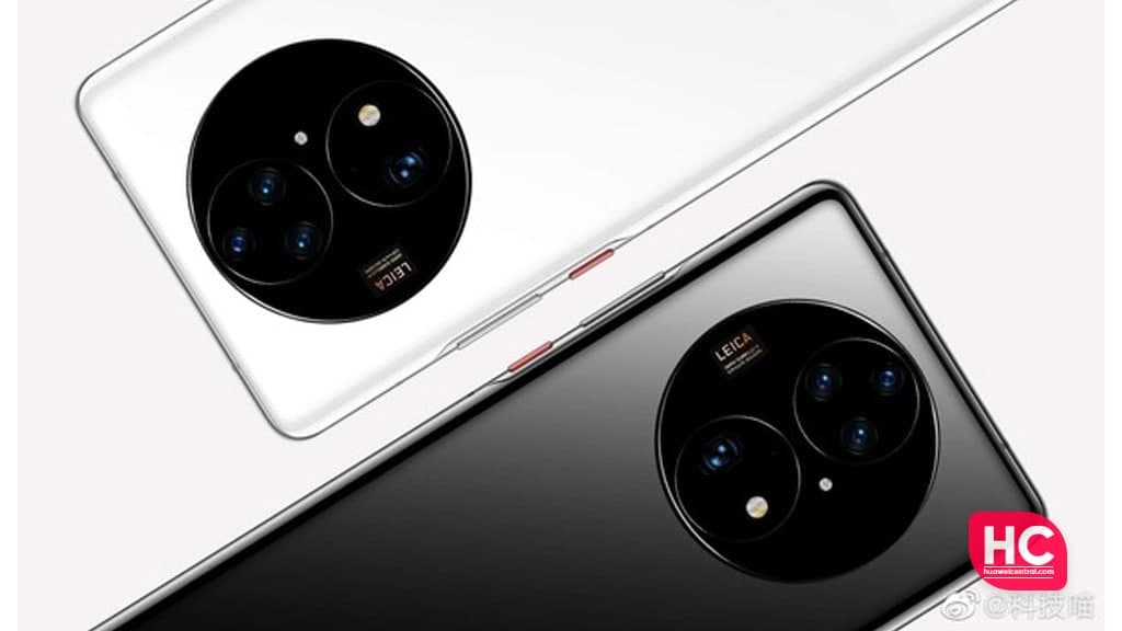 Huawei Mate 50 concept images