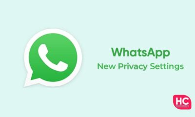 New WhatsApp Privacy Settings