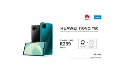 Huawei Nova Y60 Telkom deal