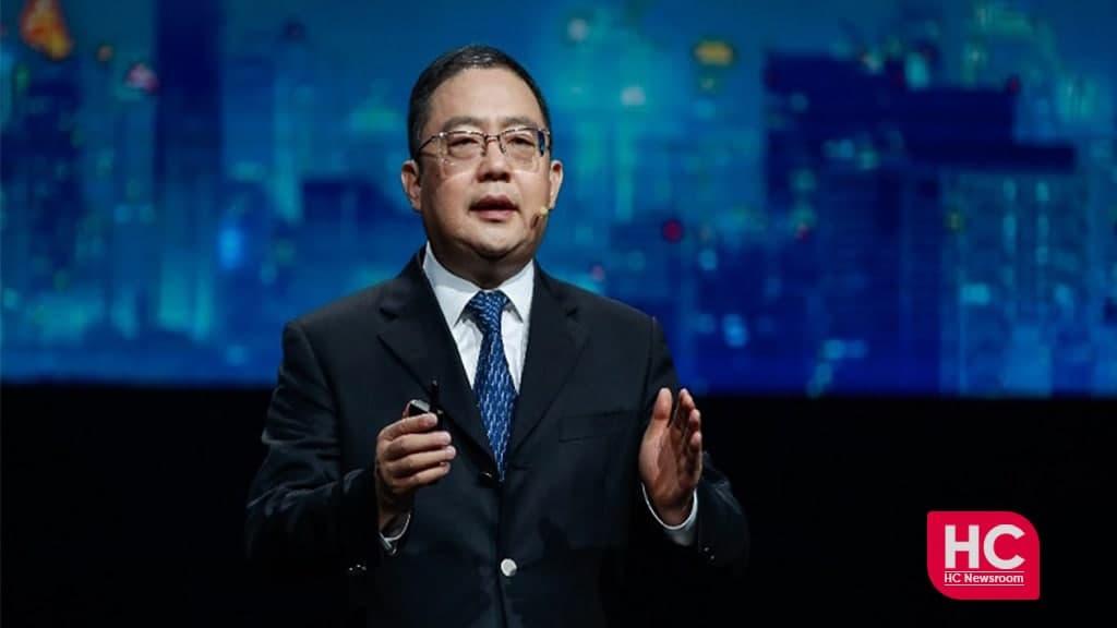 Peng Zhongyang, Huawei Director G