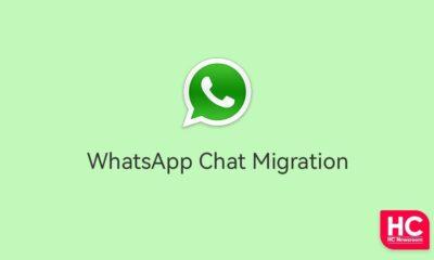 WhatsApp Chat Migration