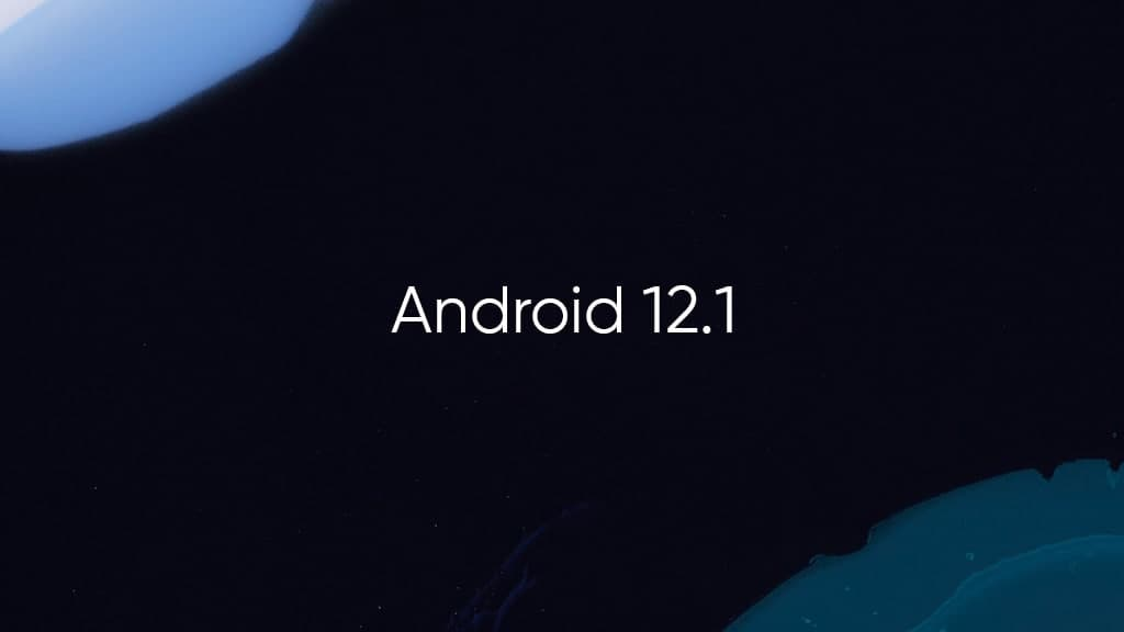 Android 12.1 wallpaper