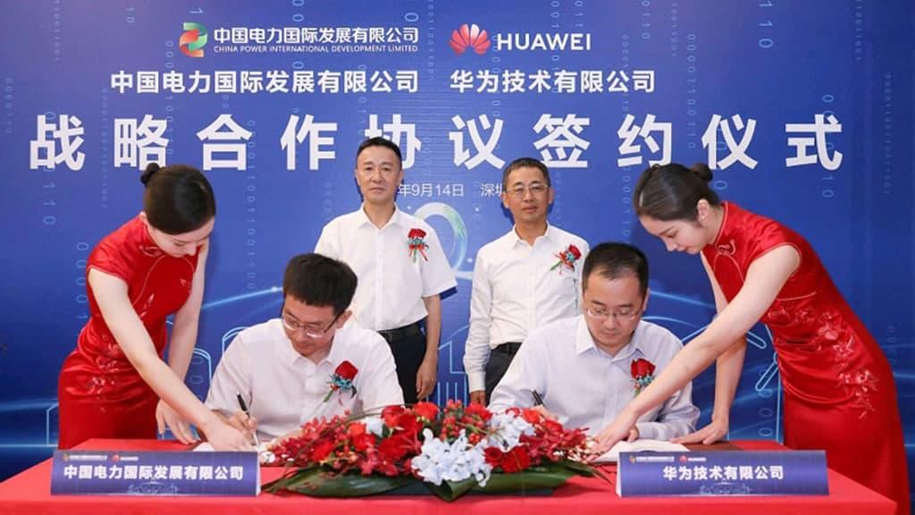 Huawei China Power Collaboration