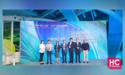 Huawei Climate Entrepreneur Award