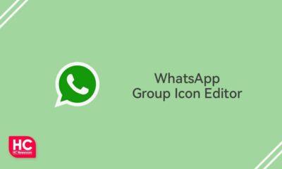 Group icon editor