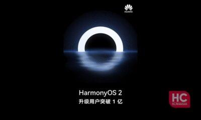 HarmonyOS 100 million
