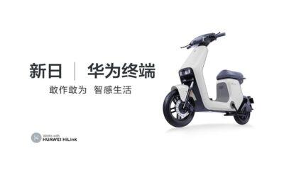 Huawei HiLink Xinri scooter