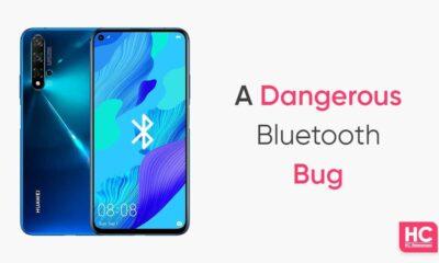 Huawei Bluetooth Bug